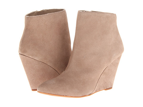 Seychelles - Turn Up The Heat (Sand Suede) Women's Wedge Shoes