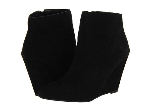 Seychelles - Turn Up The Heat (Black Suede) Women