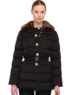 SALE! $349.99 - Save $348 on Kate Spade New York Becky Coat (Black Coffee) Apparel - 49.86% OFF $698.00