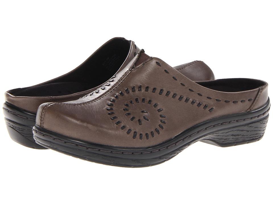 Klogs Footwear - Tina (Iron) Women's Clog Shoes