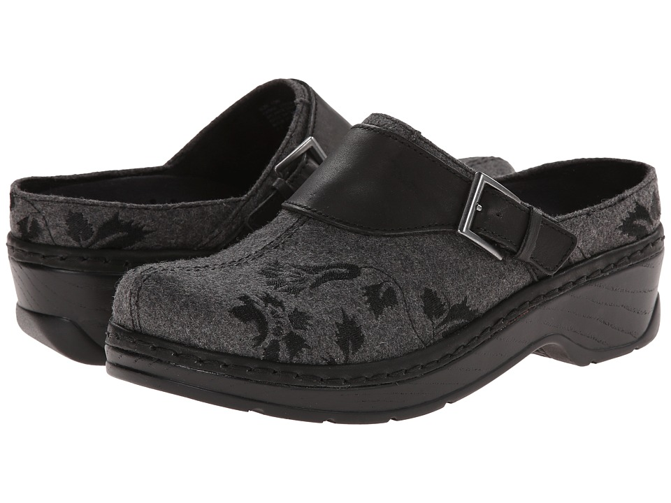 Klogs Footwear - Austin (Grey Flannel Tapestry) Women's Clog Shoes