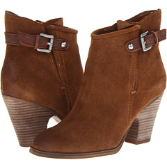 GUESS Gerrie (Light Brown Suede) Footwear