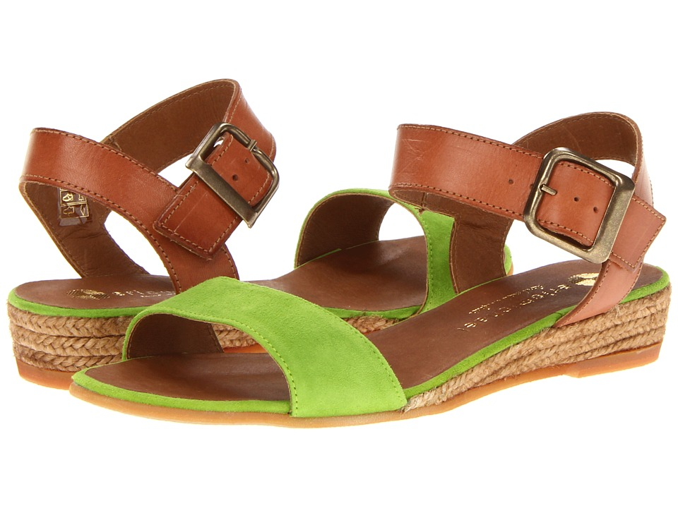 Eric Michael - Amanda (Green) Women's Sandals