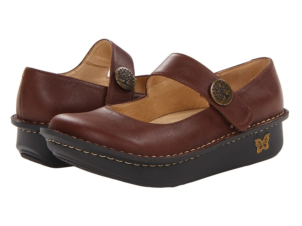 Alegria - Paloma (Brown Magic) Women's Maryjane Shoes
