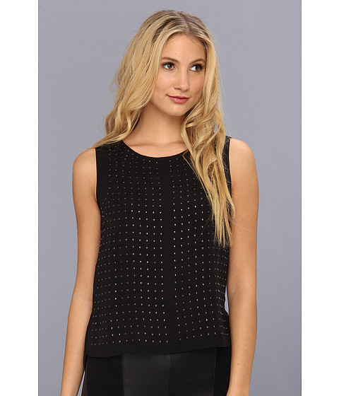BCBGMAXAZRIA - Jules Top (Black) Women