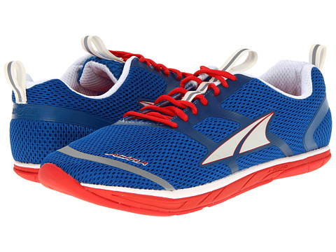 Altra Zero Drop Footwear - Provision 1.5 (Blue/Red) Men