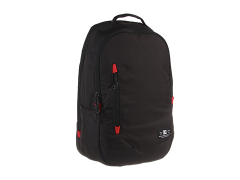 DC - Trekker Backpack (Black) Backpack Bags