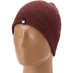 SALE! $11.99 - Save $6 on DC Clap Beanie (Heather Marooned) Hats - 33.39% OFF $18.00