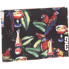 SALE! $12.99 - Save $9 on DC Espresso Wallet (Black Print) Bags and Luggage - 40.95% OFF $22.00