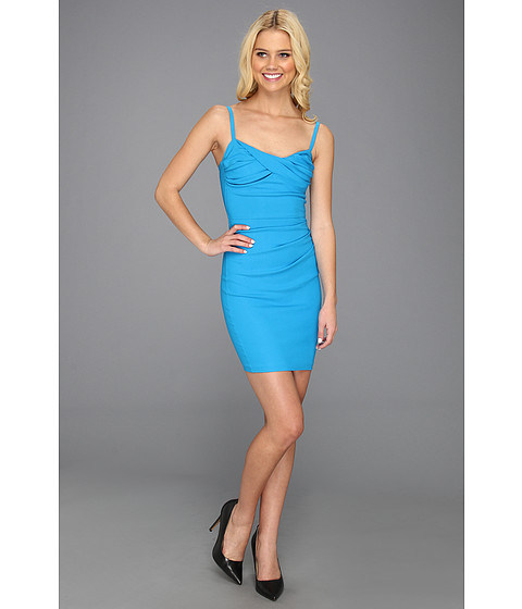 Stop Staring! for The Cool People - Millionaire Baby Short (Turquoise) Women's Dress