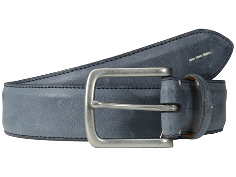 Allen-Edmonds - Montana (Navy) Men's Belts