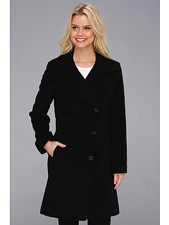 SALE! $139.99 - Save $325 on Marc New York by Andrew Marc Hera Coat (Black) Apparel - 69.89% OFF $465.00