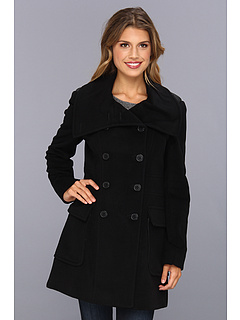 SALE! $124.99 - Save $184 on Marc New York by Andrew Marc Hayley Coat (Black) Apparel - 59.55% OFF $309.00