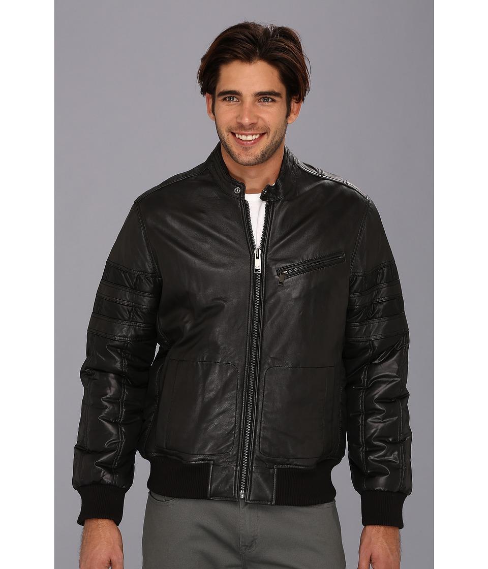 Marc New York by Andrew Marc - Ludlow Coat (Black) Men's Coat