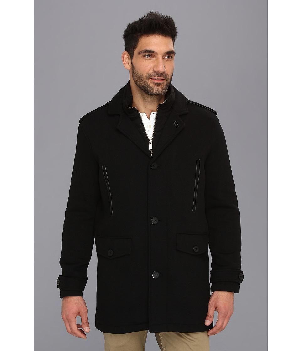 Marc New York by Andrew Marc - Terrance Coat (Black) Men's Coat