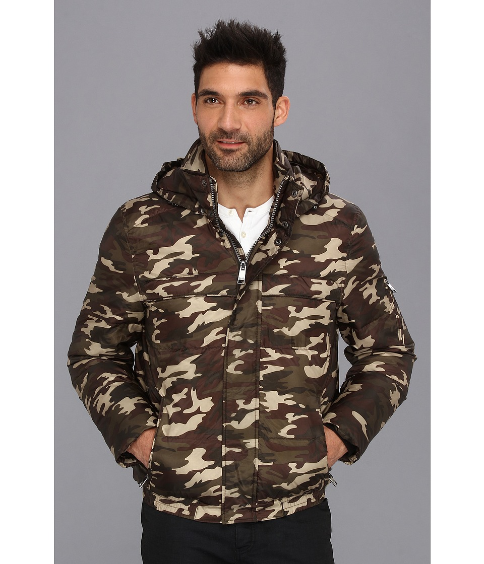 Marc New York by Andrew Marc - Hunter Coat (Camo) Men's Coat