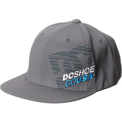 SALE! $14.99 - Save $9 on DC Kids Broseff Hat (Youth) (Pewter) Hats - 37.54% OFF $24.00