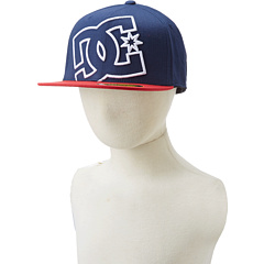 SALE! $11.99 - Save $14 on DC Kids Ya Heard 2 (Youth) (Navy Red) Hats - 53.88% OFF $26.00