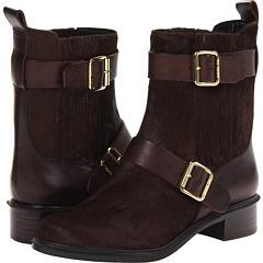 Rachel Zoe Terri (Brown Pony Hair Leather) Footwear