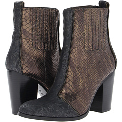 Rachel Zoe Kane (Bronze Stamped Leather) Footwear