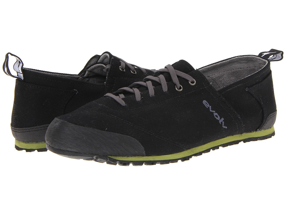 EVOLV - Cruzer (Black) Men's Walking Shoes