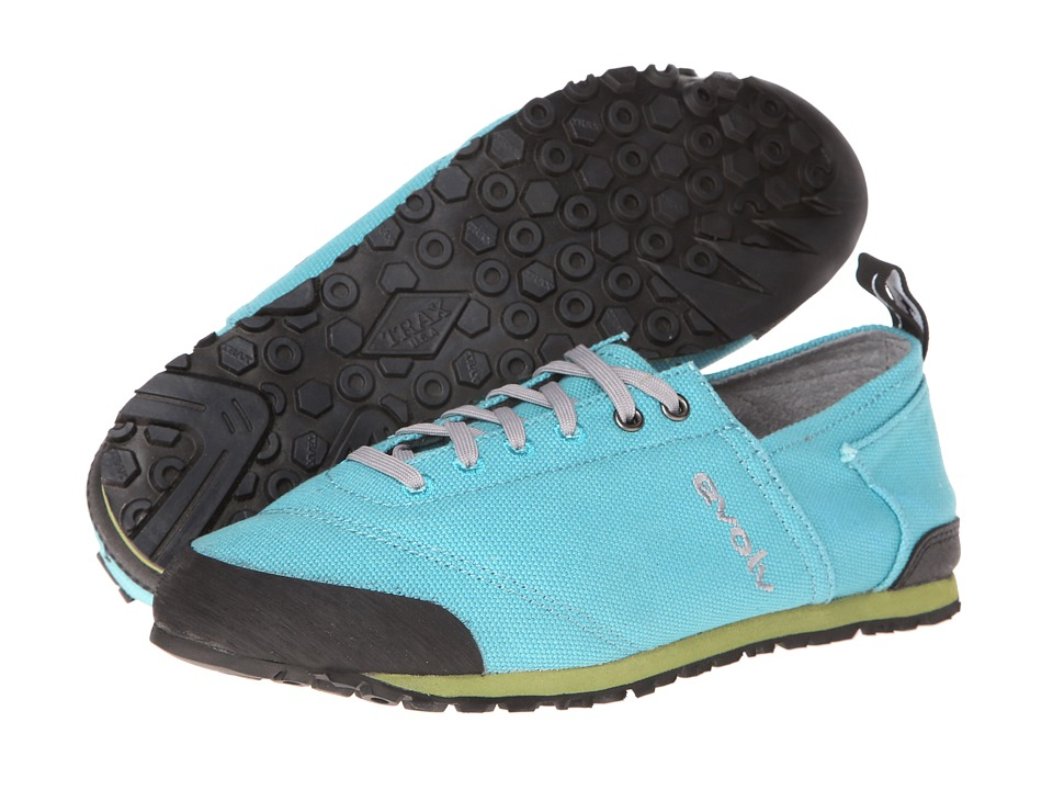 EVOLV - Cruzer (Turquoise 1) Women's Lace up casual Shoes