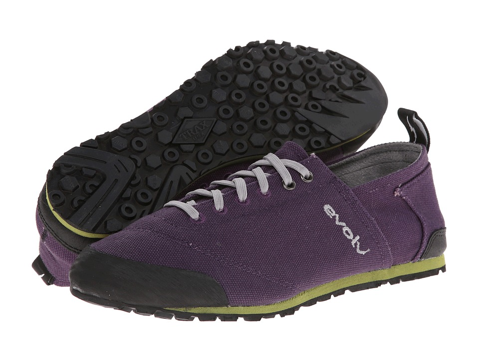 EVOLV - Cruzer (Purple 1) Women's Lace up casual Shoes