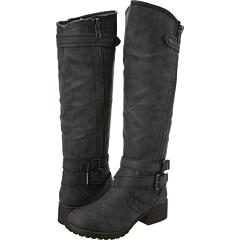 Madden Girl Master (Black) Footwear