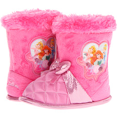 SALE! $15.38 - Save $2 on Favorite Characters Princess 1PRF237 Slipper Boot (Toddler Little Kid) (Pink) Footwear - 9.26% OFF $16.95