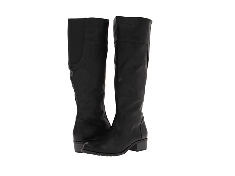 Romantic Soles - Arora - Wide Calf (Black) Women's Dress Zip Boots