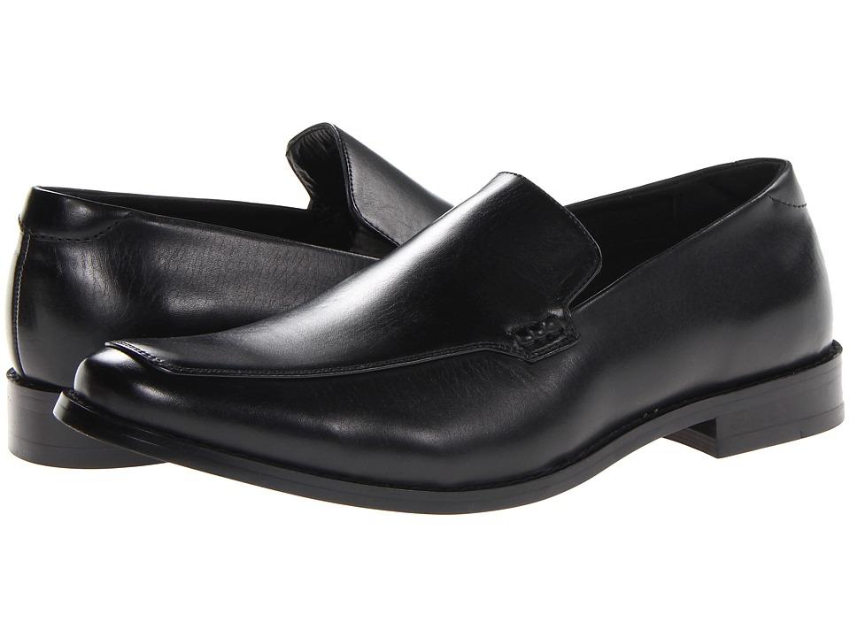 Deer Stags H Street Mens Slip on Dress Shoes (Black)
