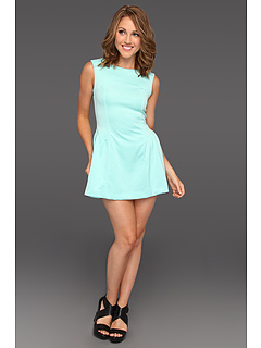 SALE! $15 - Save $60 on Gabriella Rocha Keren Techno Scuba Dress (Aquamint) Apparel - 80.00% OFF $75.00