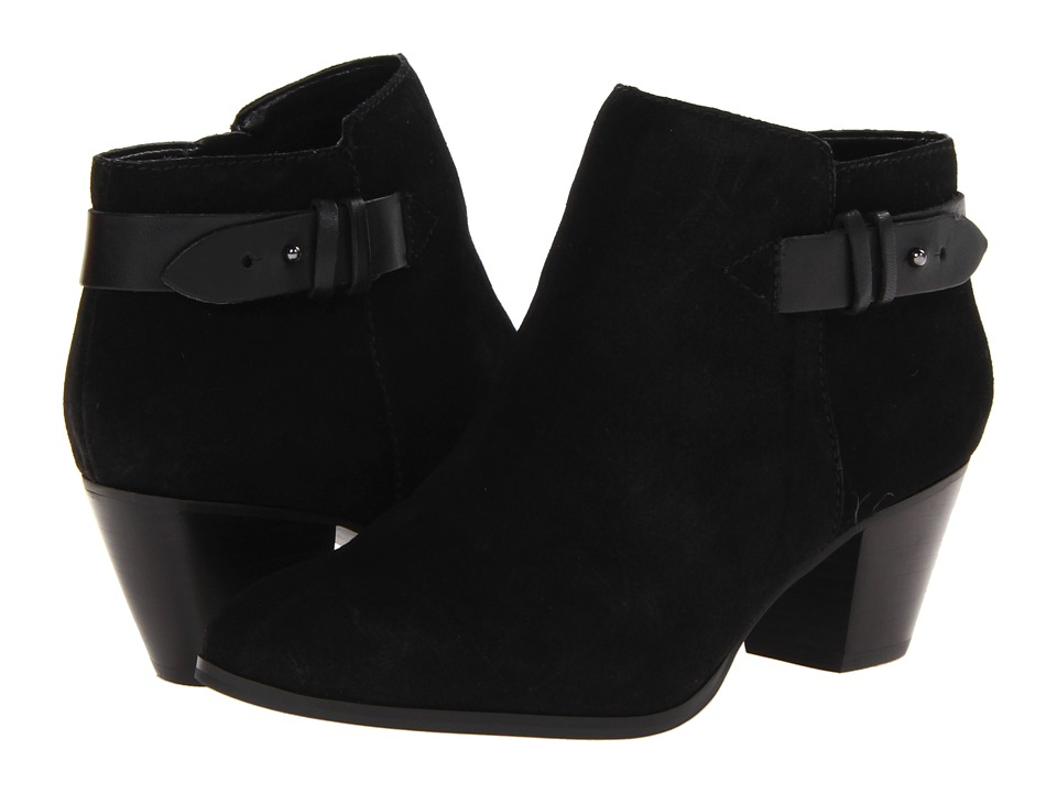 GUESS Veora (Black Multi Suede) Women