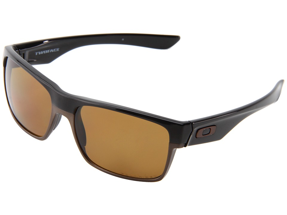 Oakley - Two Face (Brown Sugar/Bronze Polarized) Sport Sunglasses