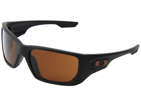 Oakley - Style Switch (Matte Black/Dark Bronze/Warm Grey) Plastic Frame Sport Sunglasses