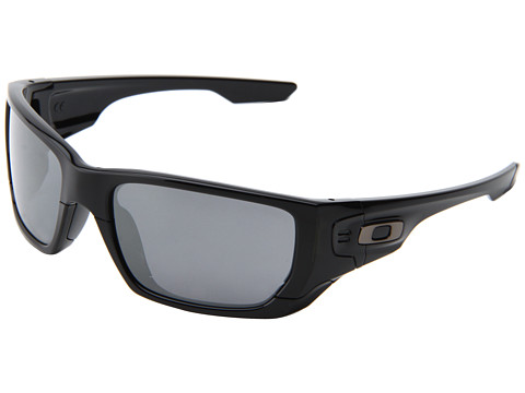 Oakley - Style Switch (Polished Black/Black Iridium/VR28 Black Iridium) Plastic Frame Sport Sunglasses