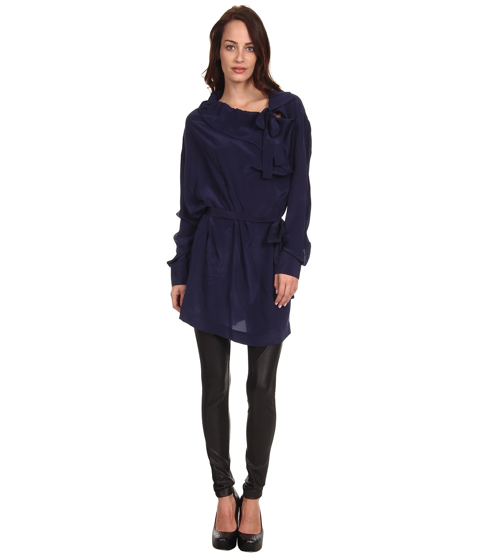 Vivienne Westwood Anglomania - Phoenix Tunic (Navy) Women