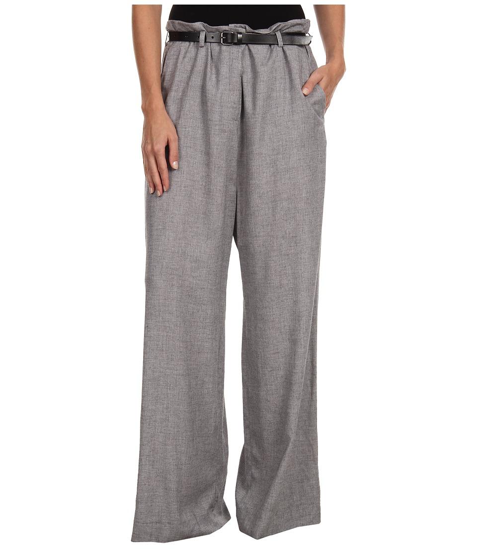 Vivienne Westwood - Palais Trouser (Grey Melange) Women's Casual Pants plus size,  plus size fashion plus size appare