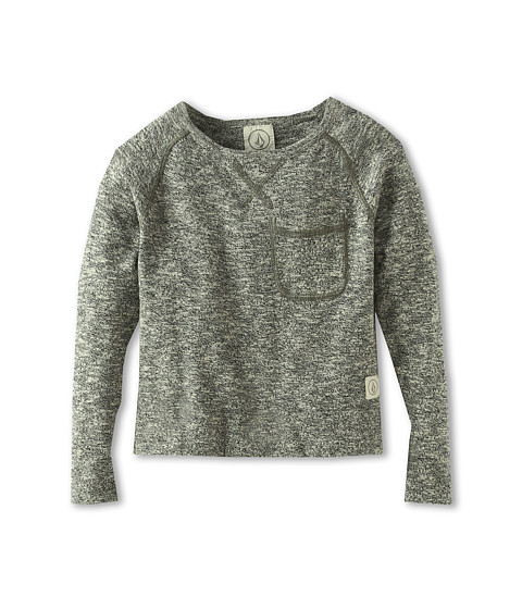 Volcom Kids - Stand Not Sweater (Toddler/Little Kids) (Metal) Boy's Sweater