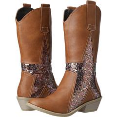 gotta FLURT Alamo (Brown Silver) Footwear