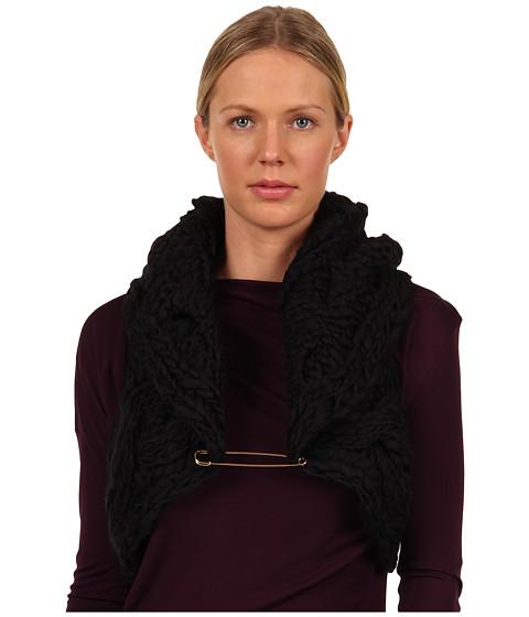 Vivienne Westwood Anglomania - Joust Bolero (Black) Women's Coat