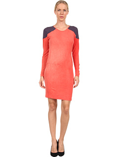SALE! $211.99 - Save $172 on Vivienne Westwood Anglomania Himu Dress (Tangerine) Apparel - 44.79% OFF $384.00
