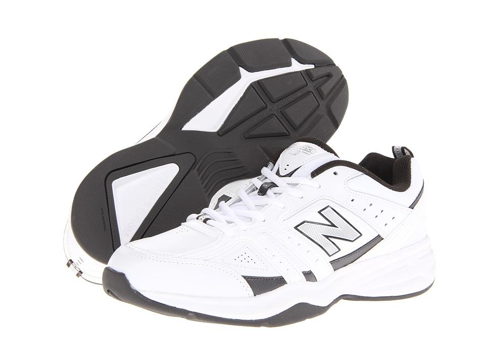 New Balance - MX409 (White/Grey) Men's Shoes