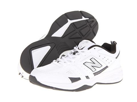 New Balance - MX409 (White/Grey) Men