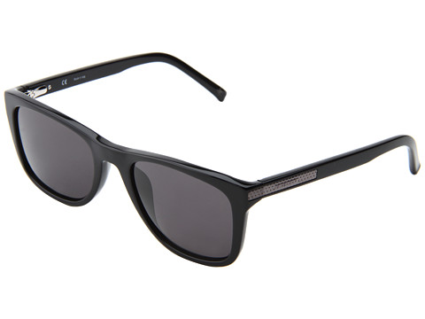 Givenchy - SGV 820 (Black/Gunmetal/Grey) Fashion Sunglasses