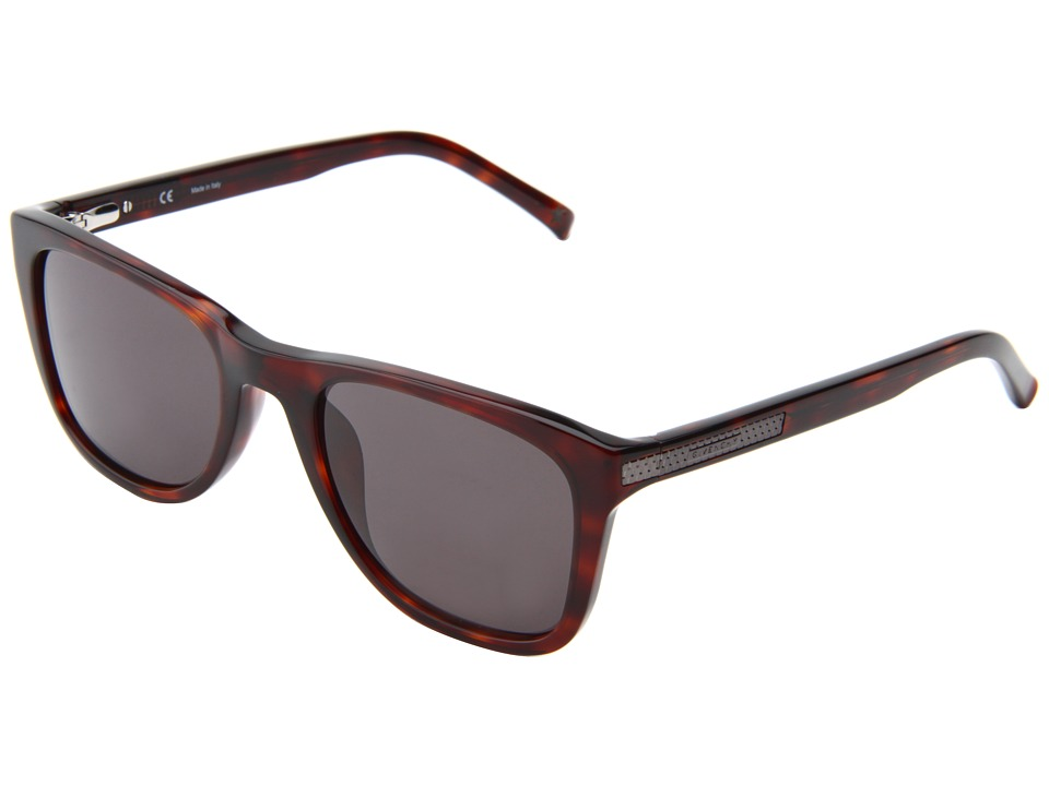 Givenchy - SGV 820 (Tortoise Gunmetal/Grey Polarized) Fashion Sunglasses