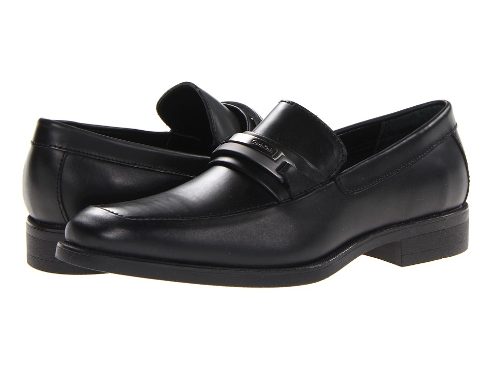 Calvin Klein - Ezra (Black) Men's Shoes