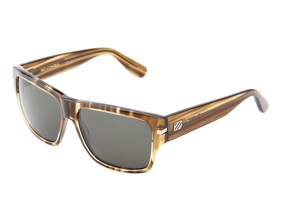 Sabre Vision - No Control (Striped Tortoise) Fashion Sunglasses