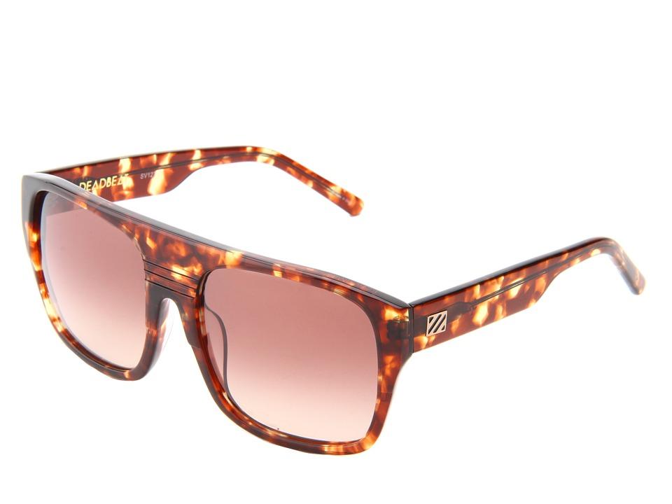 Sabre Vision - Deadbeat (Tortoise) Plastic Frame Sport Sunglasses