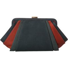 SALE! $216.99 - Save $178 on ZAC Zac Posen Posen Clutch (Eclipse Dusk Horizon) Bags and Luggage - 45.07% OFF $395.00